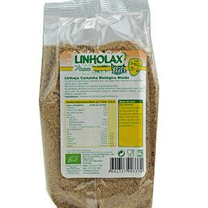 Linholax sementes Linhaça Castanha Moida 250gr - Provida