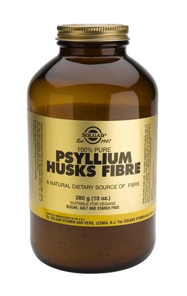 SOLGAR PSYLLIUM HUSKS FIBRE - FRC.280G