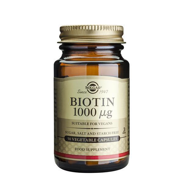 SOLGAR Biotina