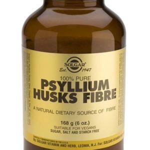 SOLGAR PSYLLIUM HUSKS FIBRE - FRC.168G