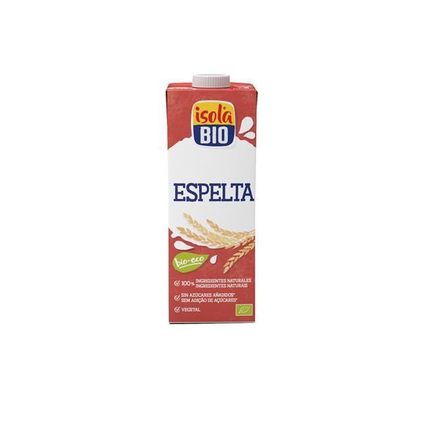 Bebida Espelta Isola Bio 1Lt
