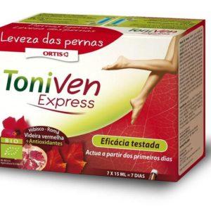 ORTIS TONIVEN EXPRESS AMPOLAS