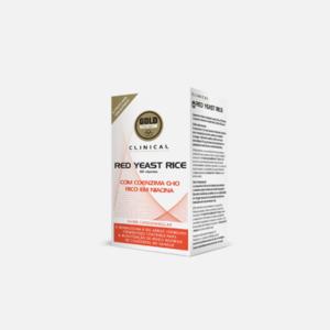 RED YEAST RICE CÁPSULAS – GOLD NUTRITION – 60 CÁPSULAS
