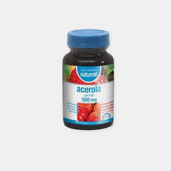 ACEROLA 1000mr. 60 Comprimidos