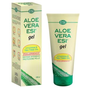 Aloé Vera Gel c/ Tea Tree Oil e Vitamina E 100 ml - ESI