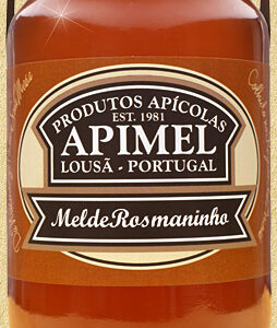 Mel de Rosmaninho 500gr - Apimel