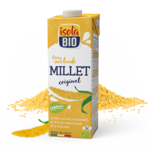Bebida De Millet Isola Bio 1L