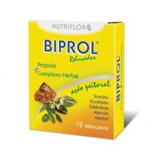 BIPROL - REBUÇADOS PEITORAIS 50 GRS. NUTRIFLÔR