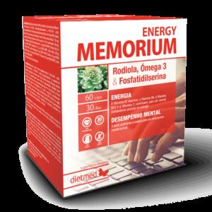 MEMORIUM ENERGY 60 cápsulas