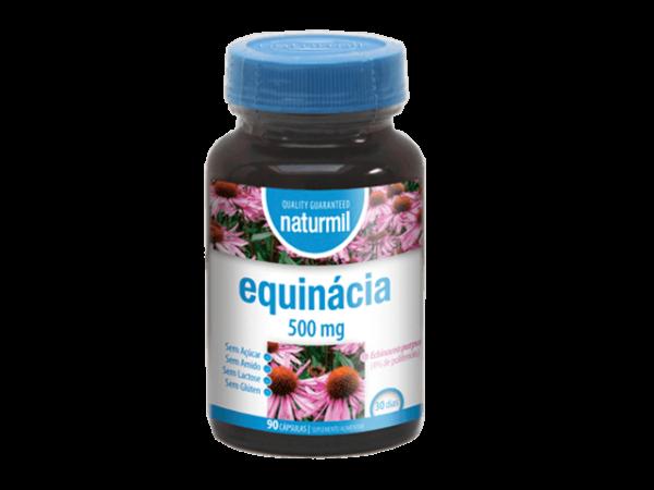 Equinácea 500mg 90 Capsulas - Naturmil