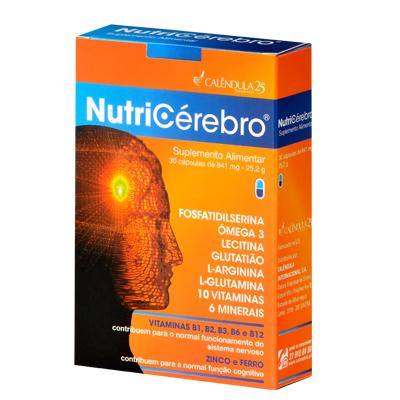 NUTRICÉREBRO (cáps)