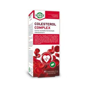 Colesterol Complex 60 cmp - Sovex