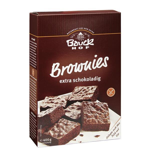 BAUCK HOF PREPARADO BROWNIES BIO