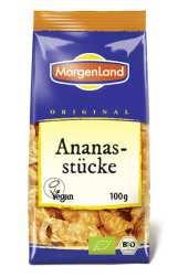 MORGENLAND ANANAS SECO BIO