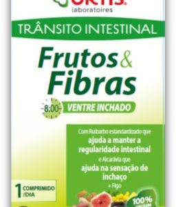FRUTOS E FIBRAS VENTRE INCHADO