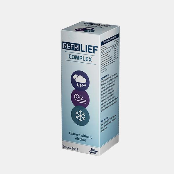 Refrilief Extrato Complex
