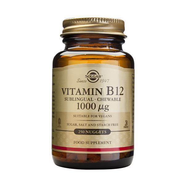 SOLGAR - Vitamina b12