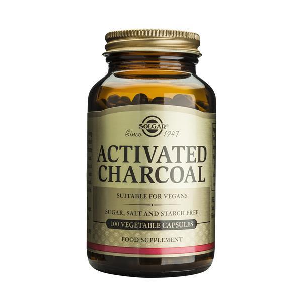 Carvão vegetal ativado