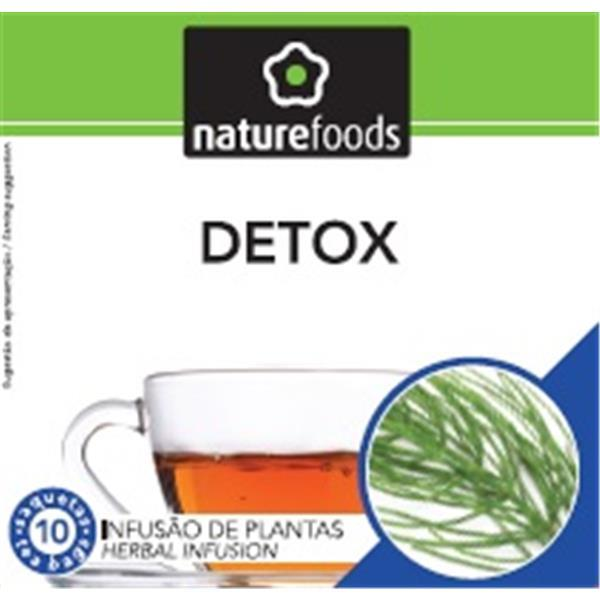 NatureFoods Chá detox