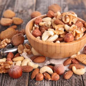Frutos Secos, Desidratados e Liofilizados