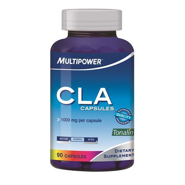 CLA-Ácido Linoleico Conjugado