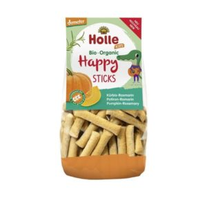 HAPPY STICKS ABÓBORA ALECRIM 100gr HOLLE BIO