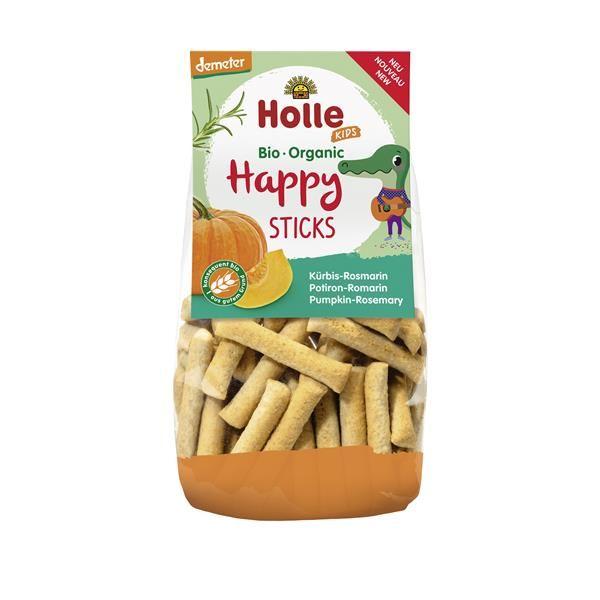 HAPPY STICKS ABÓBORA ALECRIM 100gr HOLLE BIO