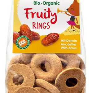 SNACK FRUITY RINGS TÂMARAS