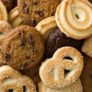 Biscoitos Bolos e Bolachas