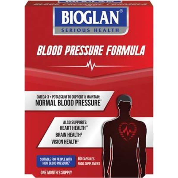 BIOGLAN BLOOD PRESSURE FORMULA 60 CAP