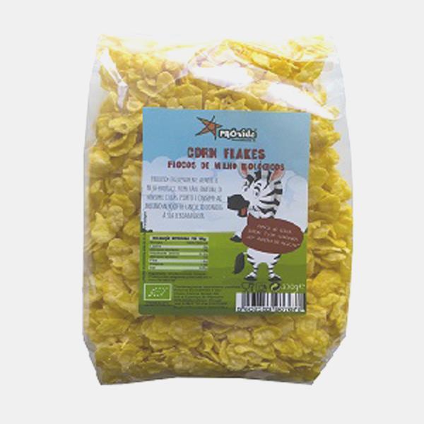 Corn Flakes 100% Milho Bio 300gr