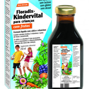 Kindervital com Frutos 250ml - Floradix