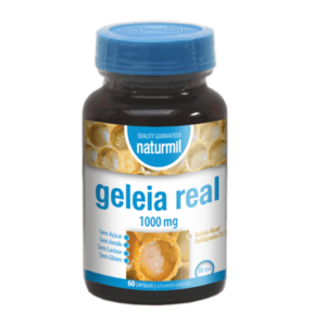 Geleia Real 1000mg - Naturmil