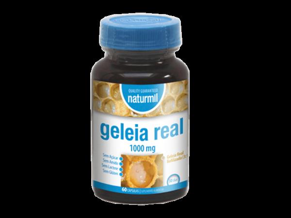 Geleia Real 1000mg - Naturmil