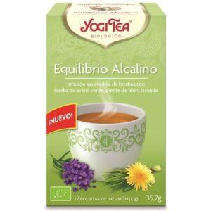 Yogi Tea Bio - Bio Equilíbrio Alcalino