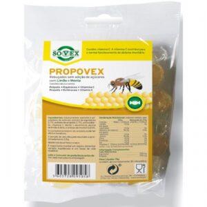 Propovex – Rebuçados com sabor a limão e mentol