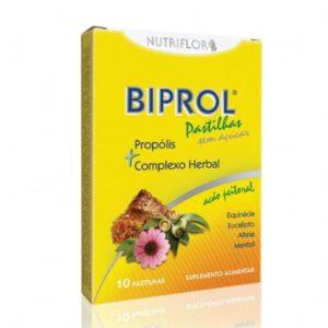 BIPROL - PASTILHAS 10 PASTILHAS NUTRIFLÔR