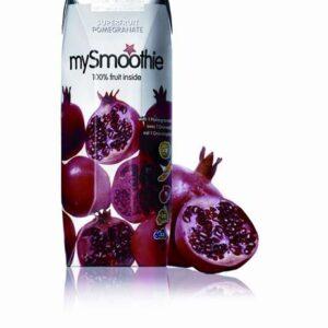 MYSMOOTHIE Sumo 100% Fruta 250ml romã
