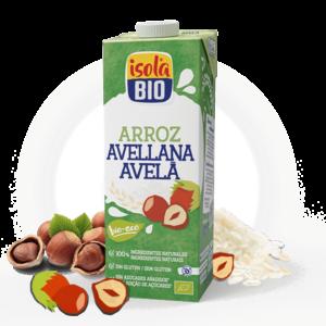 Bebida de Arroz com Avelã 1lt